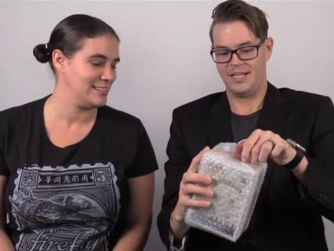 Matthew and Casie unbox Pop in a Box (http://popinabox.us/?=sippingpop) this month.  If there's a subscription service you want to see them unbox, Tweet it to @SippingPop