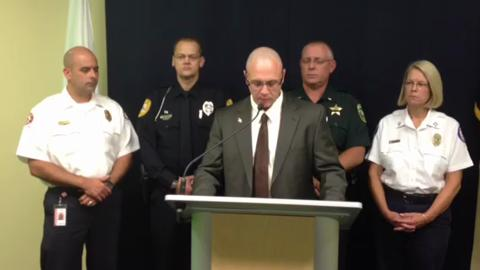 Raw video: Dispatch director speaks on Markel 911 call