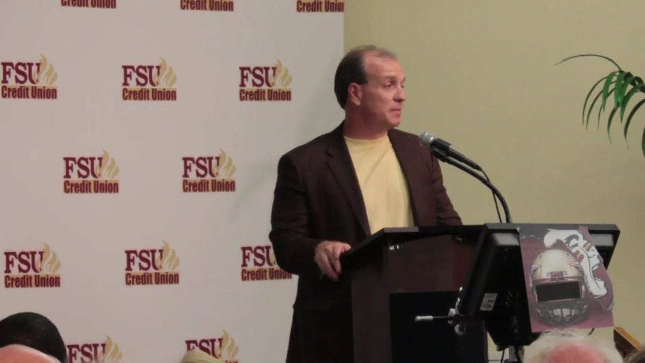 Jimbo Fisher speaks on National Signing Day