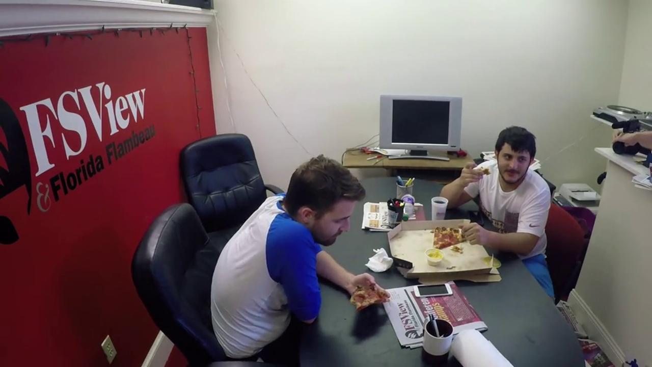 Bite Weekly: Pizza Hut Hot Dog Pizza