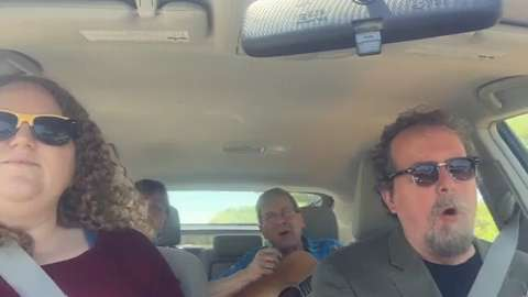 Carpool Karaoke 'Down by the Riverside': Orchard Pond Parkway