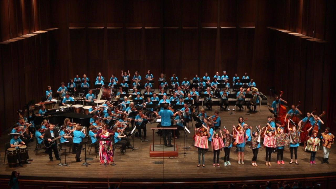 Thanks to a grant from the Foundation for Leon County Schools, students Link Up with the Tallahassee Symphony Orchestra in this 2016 video.