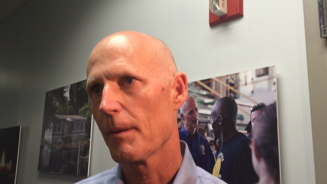 Gov. Scott 's Monday update on Tallahassee power