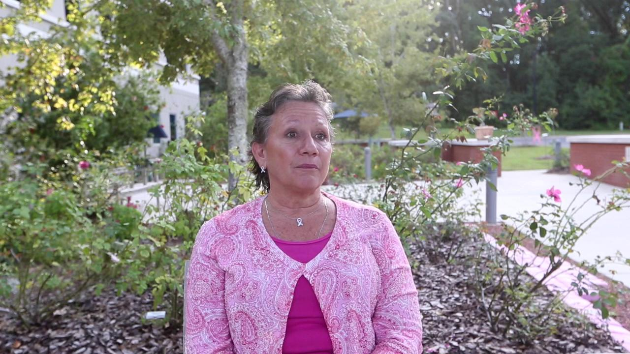 Lisa Vance, Breast Cancer Survivor