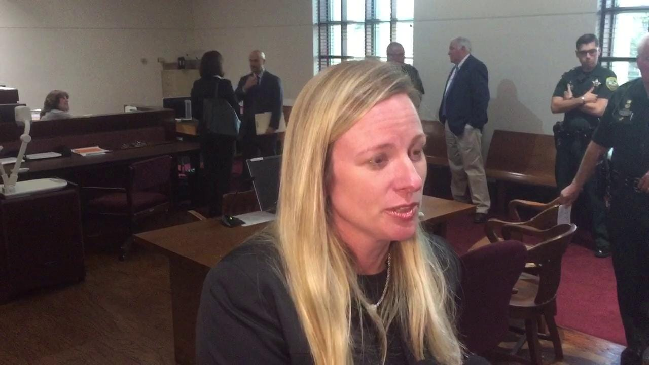 Prosecutor Georgia Cappleman on Rivera plea deal