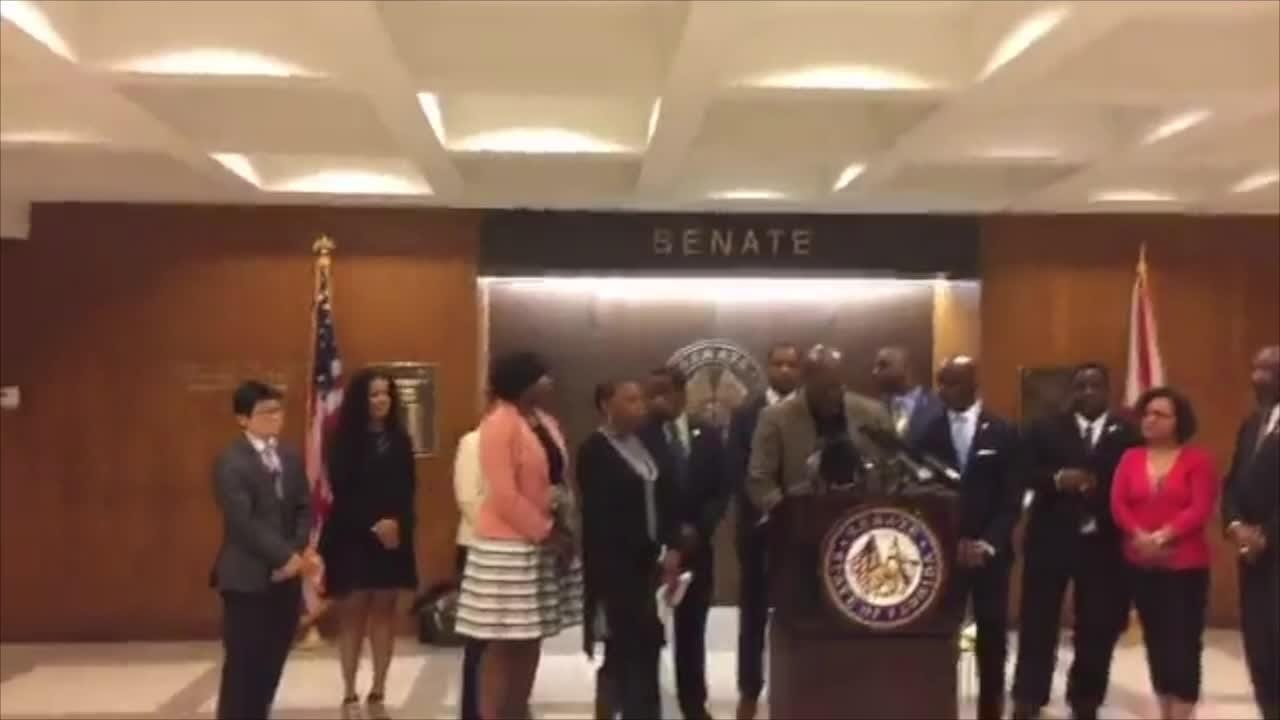 Watch it: Campaign for Criminal Justice Reform launches