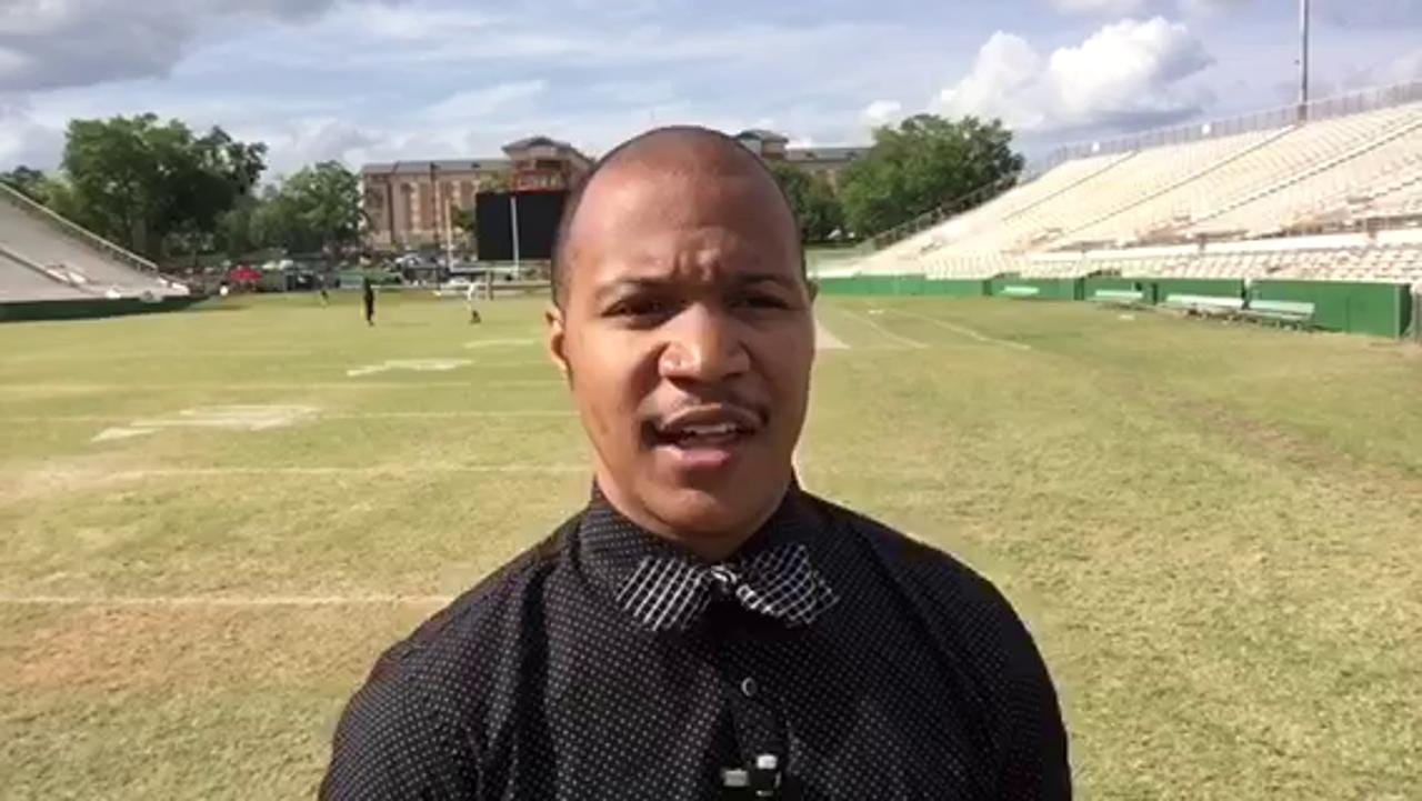 Watch it: Jordan Culver recaps FAMU's spring game
