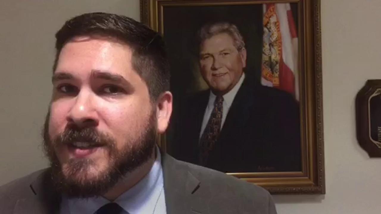 WATCH IT: Grad student lobbys senators in education meeting