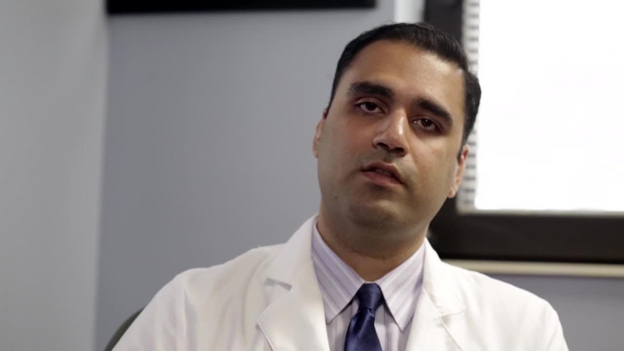 Medical Director of Tallahassee Memorial Stroke Program and a Neurologist at TMH Physician Partners, Neurology Specialists Dr. Siddharth Sehgal offers some helpful information about strokes from his office May 1.