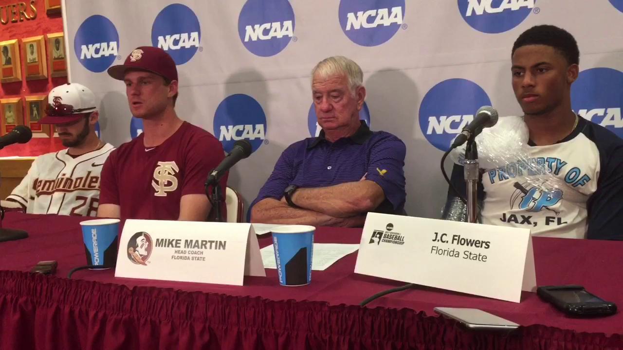 Watch it: FSU post game press conference