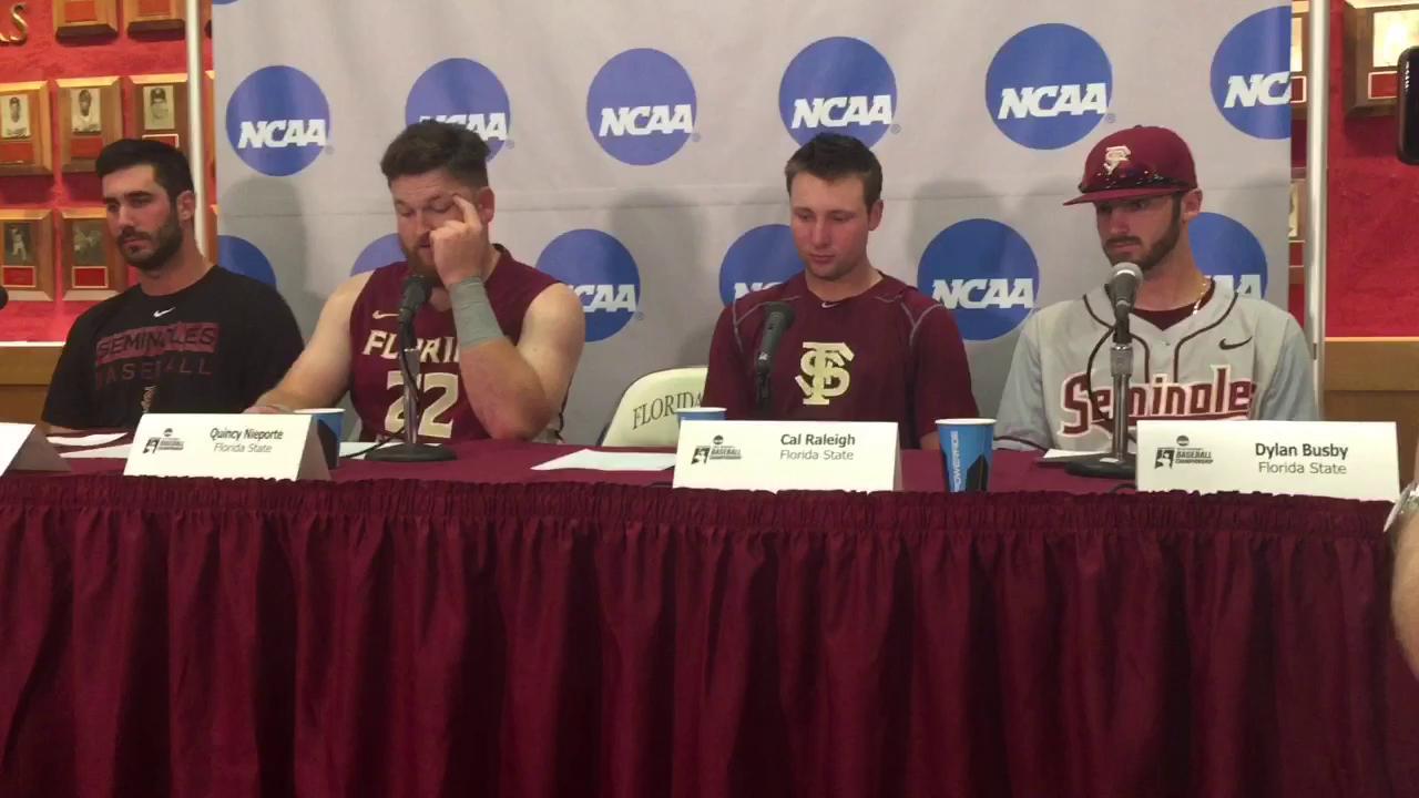 FSU players talks regional title