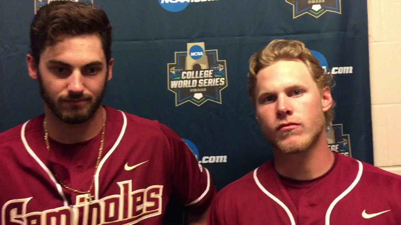 Watch it: Dylan Busby and Taylor Walls talk win over CSF