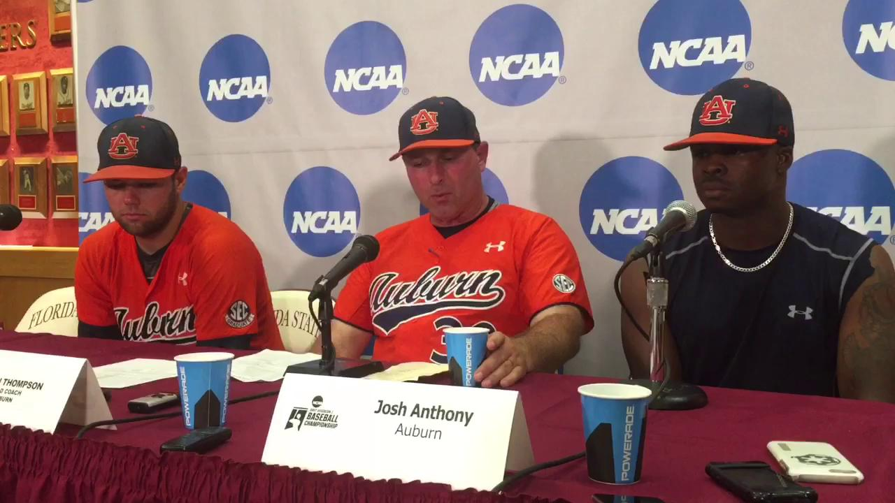 Watch it: Auburn post game press conference