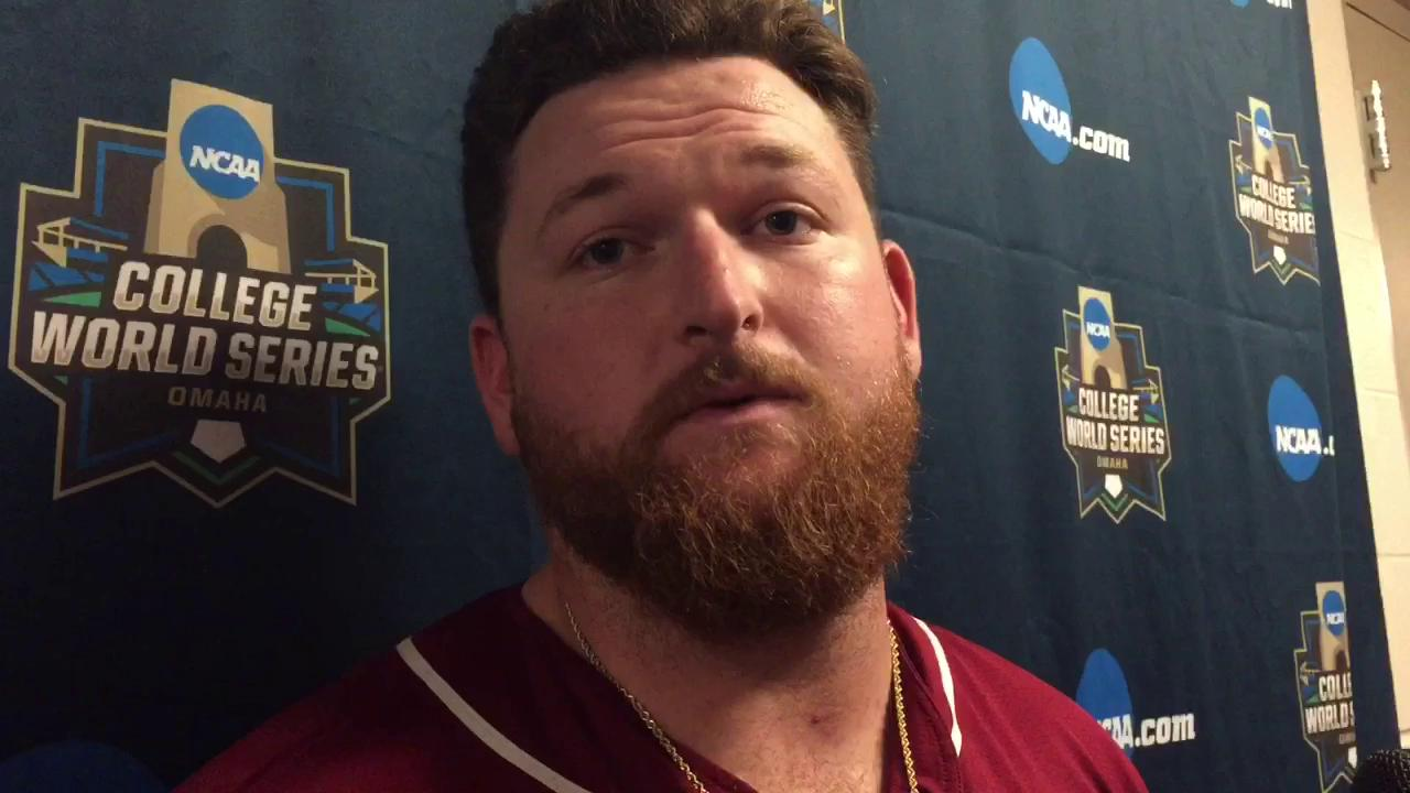 Watch it: FSU DH Quincy Nieporte talks win over CSF