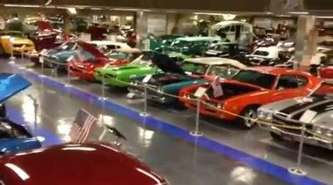 Collector DeVoe Moore believes his museum deserves more visitors. (Video originally created Oct. 5, 2016)