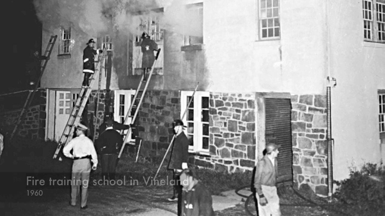 Vineland Fire and Rescue from the past