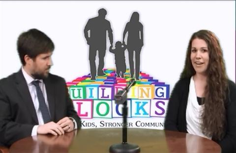 Reading to your child: Building Blocks episode 4