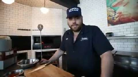 Chef Christian Petroni Tries To Become The Next Food Network Star