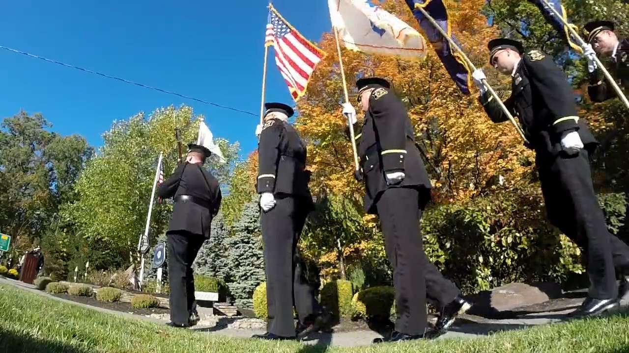 Brinks Memorial Service