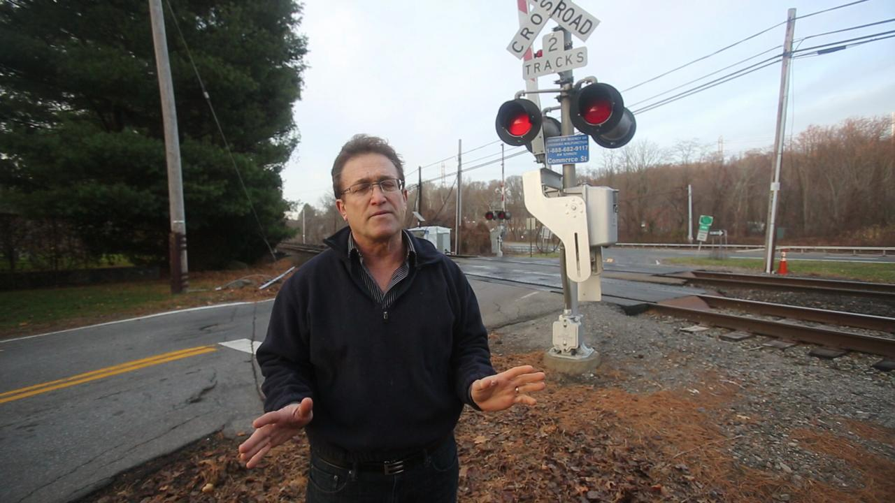 Husband of driver in fatal Metro-North crash pushing for greater safety at rail crossings