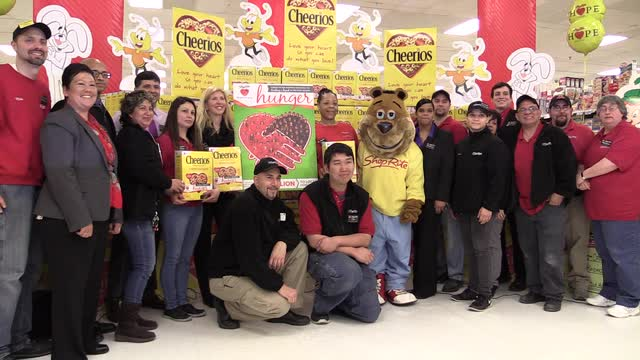 westchester shoprite employees to grace cheerios boxes