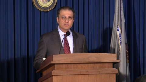 Full Video: U.S Attorney on Christopher St. Lawrence's arrest