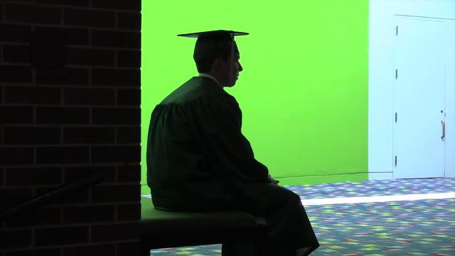 Yorktown High School held their graduation at Purchase College, SUNY, June 25, 2016. (Video by Mark Vergari/The Journal News)
