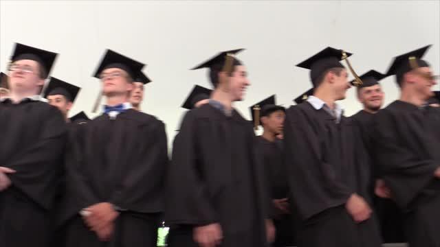 Nanuet High School Graduation ceremony