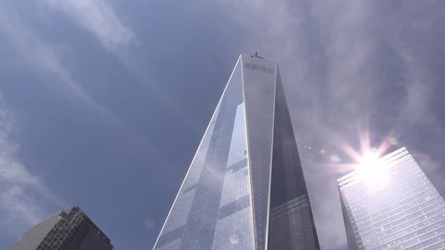The observatory on the 102nd floor of One World Trade Center, along with the 9/11 Memorial, have made the World Trade Center site one of the most popular tourist sites in New York City.