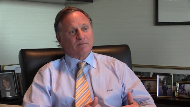 White Plains attorney David Worby talks about the 9/11 responders lawsuit.