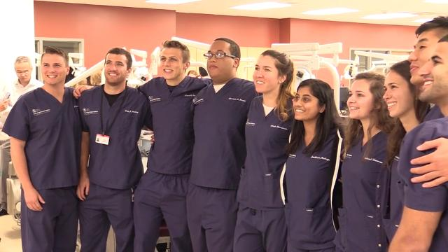 Nys First New Dental School In 50 Years Opens In Hawthorne