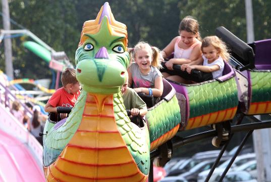 The sights and sounds of the annual Yorktown Grange Fair in Yorktown Sept. 10, 2016.