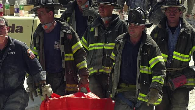Retired FDNY firefighter and therapist George Faller talks about 9/11 and the years of helping fellow firefighters deal with the emotions that followed the attacks.