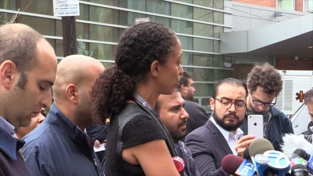 Video: Hoboken University Medical Center Press Conference