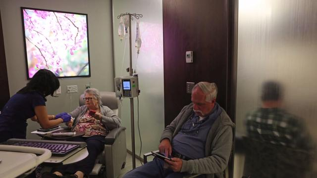 Video: Cancer care boom