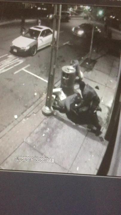 Video: Surveillance footage of Mount Vernon nightclub shooting