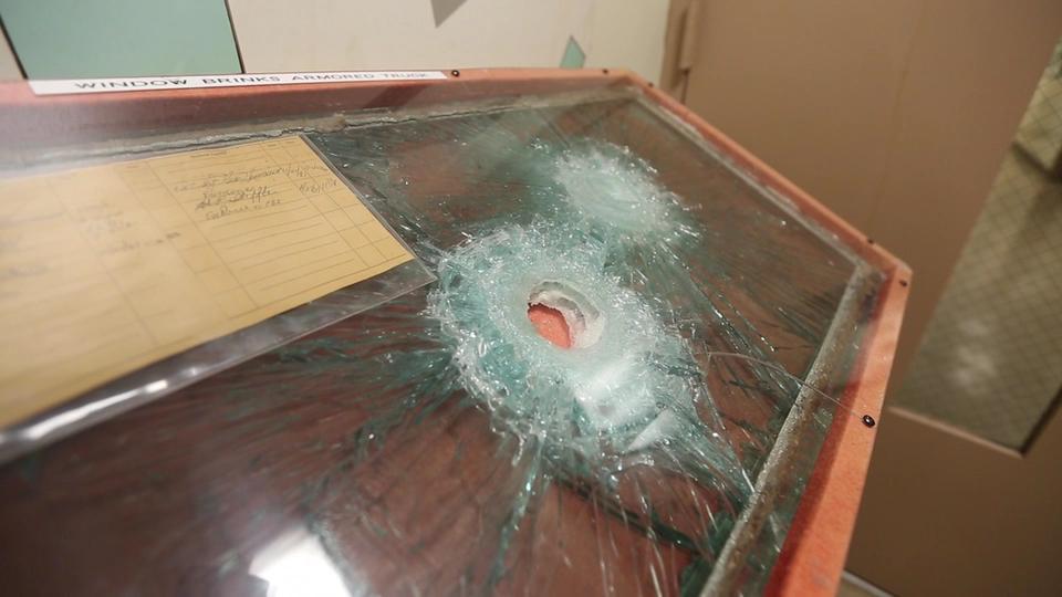 Video: Brinks evidence at Rockland Sheriff's Dept