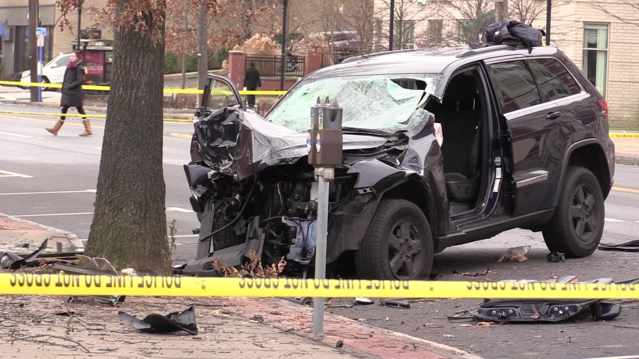 Video: White Plains police investigate fatal car accident