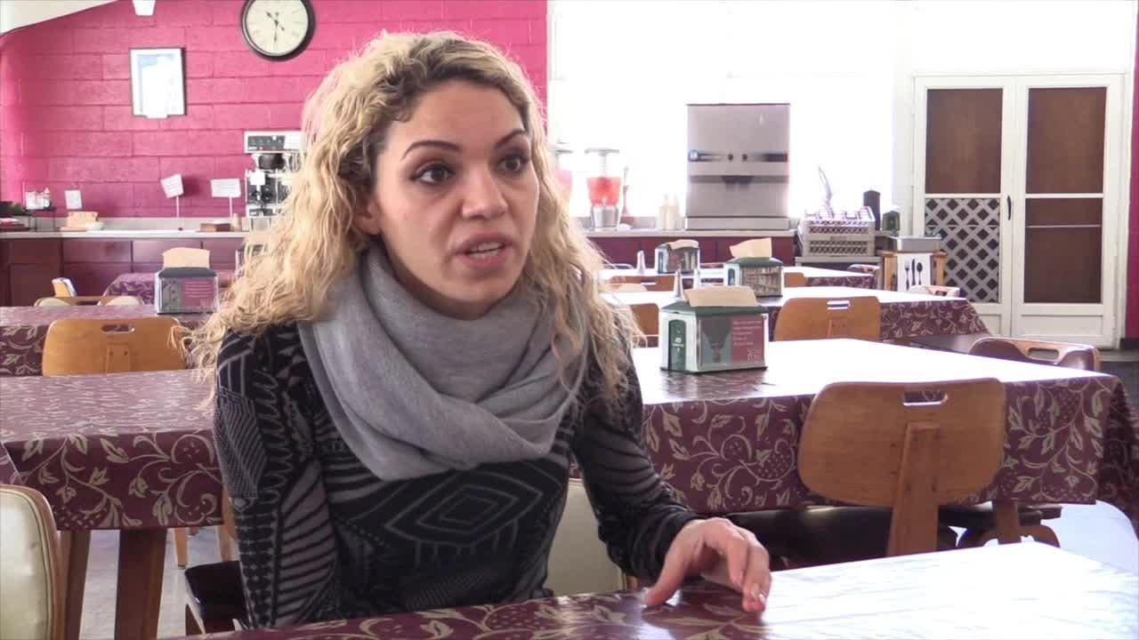 Video: A conversation with Syrian refugee Ahed Festuk