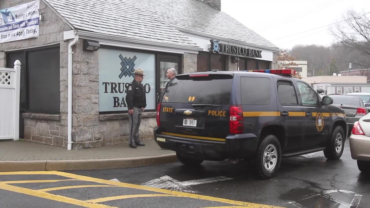 Video: Briarcliff Bank Robbery