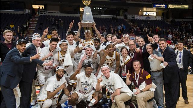 Video: Iona punches ticket to NCAA tournament with win over Siena
