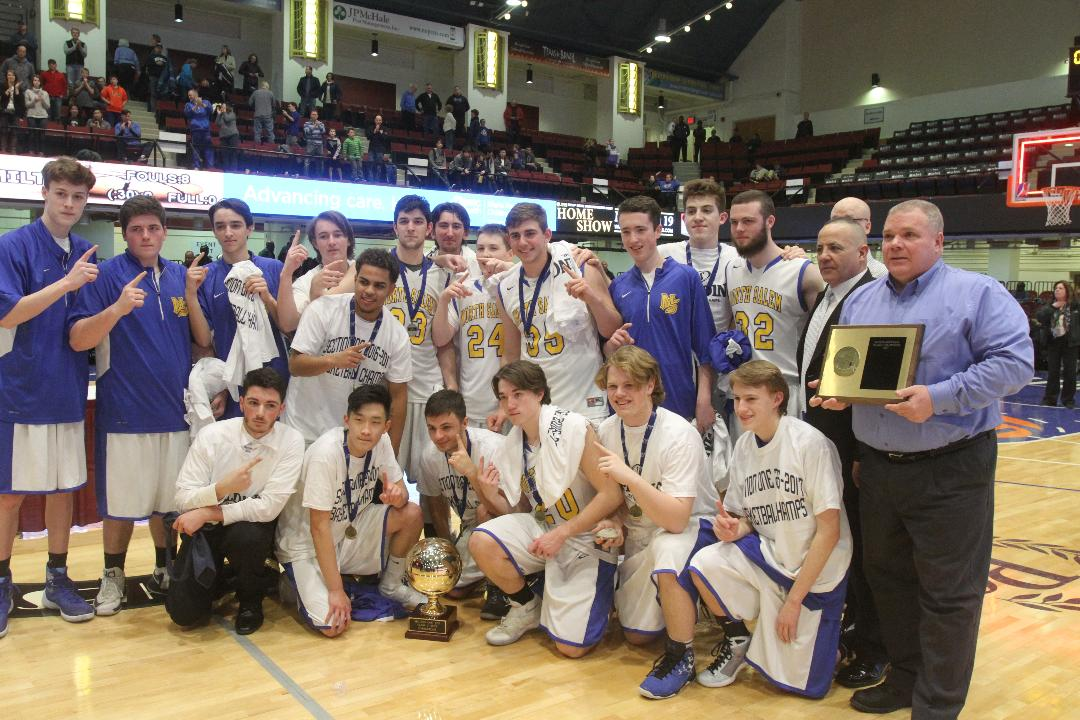 Video: North Salem defeats Hamilton to win Section 1 championship