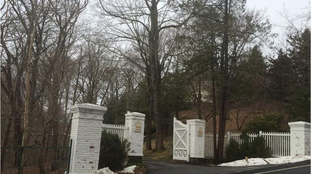 The White Gates