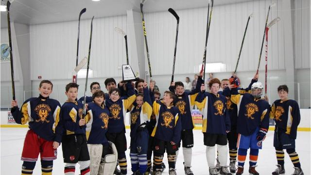 Westchester Warriors Hockey Fundraising A Skate For Kids