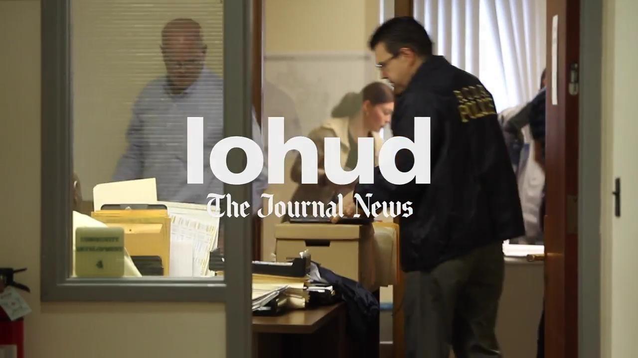 Video: FBI and Rockland DA seize Spring Valley records