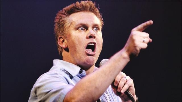 Video: Brian Regan coming to Westchester
