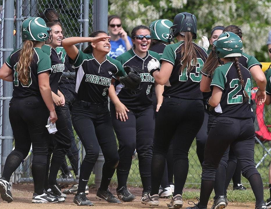 Video: Yorktown celebrates after defeating North Rockland in Section 1 final
