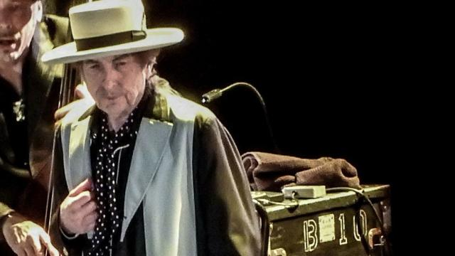 Video: Dylan to mark reborn Capitol Theatre's 500th show