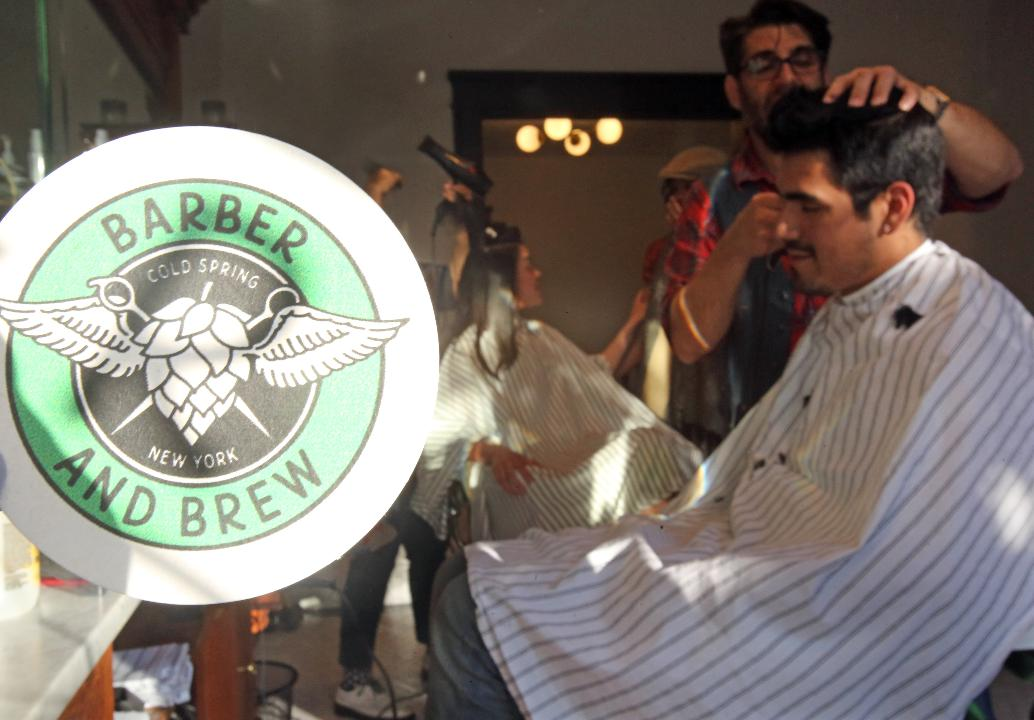 Barber Brew In Cold Spring Serves Up Suds And Lather