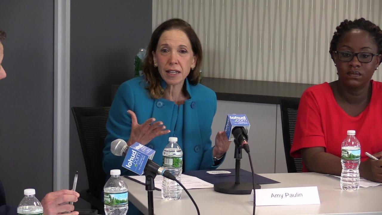 Video: Assemblywoman Amy Paulin on sex trafficking legislation